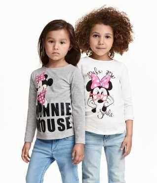 2 pack trikåtopp med tryck | Мода дети, Дети, Мода