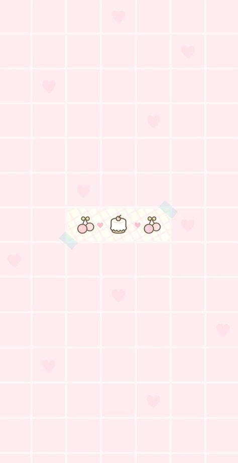 Wall Paper Cute Kawaii Iphone 26 Trendy Ideas Soft Wallpaper