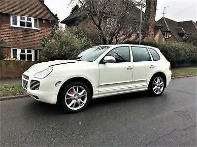 For Sale 2005 Porsche Cayenne Lhd Left Hand Drive Turbo S 4 5 Gemballa Kit Turbo S Porsche Cayenne Porsche