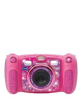 Kidizoom Duo 5 0 Pink In 2020 Vtech Camera Digital Zoom