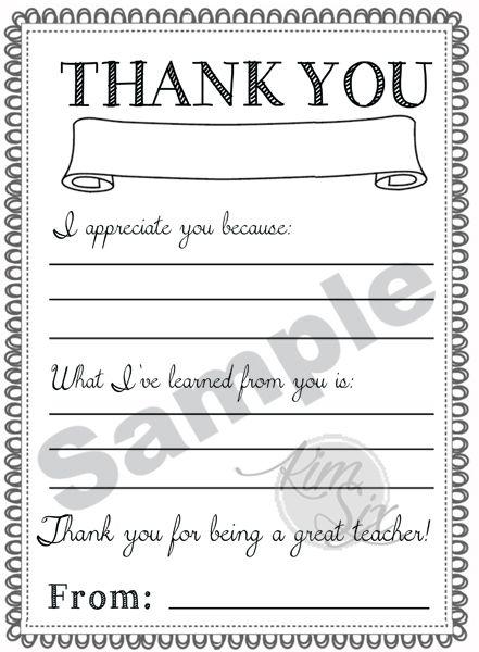 Thank You Teacher Appreciation Note Jpg Teacher Appreciation Notes Letter To Teacher Teacher Appreciation Letter