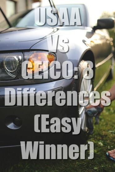 Usaa Vs Geico Geico Car Insurance Car Insurance Comparison Car