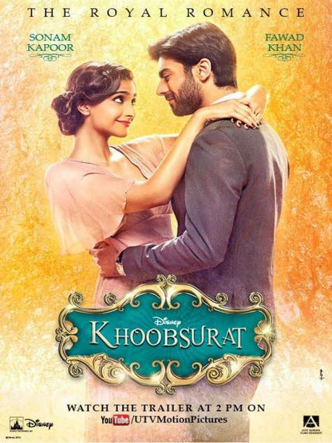 Even Bollywood couldn't resist his charm and are giving him a break with Disney's Khoobsurat.