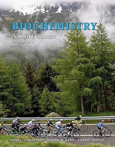 Biochemistry A Short Course John L Tymoczko 9781464126130 In 2021 Biochemistry Short Courses Chemistry Textbook
