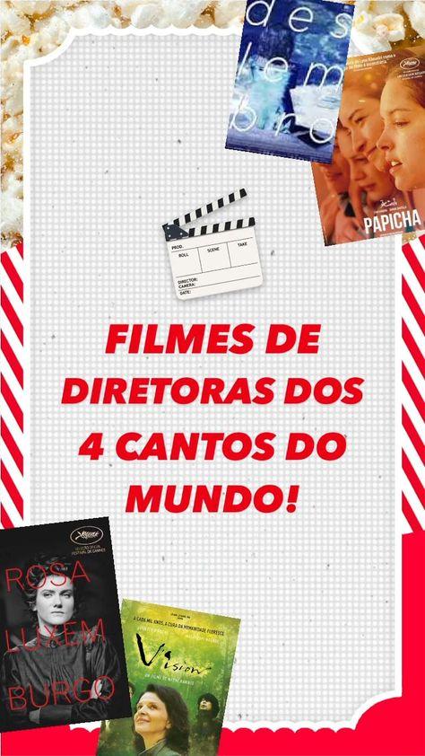 Grandes diretoras do cinema