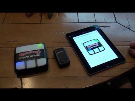 Garage Door Opener App How To Set Up Ohdanywhere On Iphone Or Android Device Youtube Garage Door Opener App Garage Door Opener Garage Doors