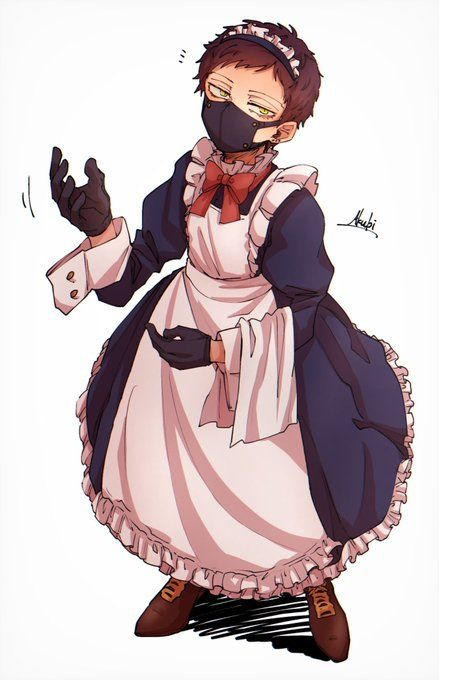 Pin By Overhaul S Arrow Haired Husban On Shie Hassaikai Boys We Re Unforgettable Maid Outfit Anime Cute Anime Boy Anime Maid Some content is for members only, please sign up to see all content. maid outfit anime