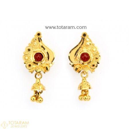 Gold Earrings For Women Silver Flowers Jewelry Gold Earrings For Women Gold Earrings Designs