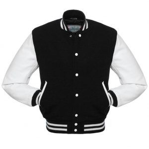 Black And White Letterman Jacket Varsity Jacket 50 Off Sale Buy Now Black Letterman Jacket White Leather Jacket Black And White Jacket