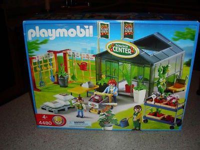 Playmobil Garden Center 4880 Playmobil Garden Center Garden