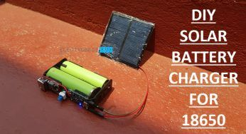 10 Simple Arduino Projects For Beginners With Code Solar Battery Charger Solar Battery Electronics Projects