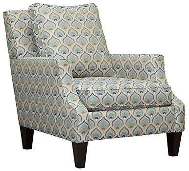 Best Carlisle Accent Chair Art Van Furniture Accent Chairs 400 x 300