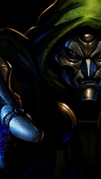 Doctor Doom 4k 3840x2160 Wallpaper Doom Mundo Marvel Marvel Villains