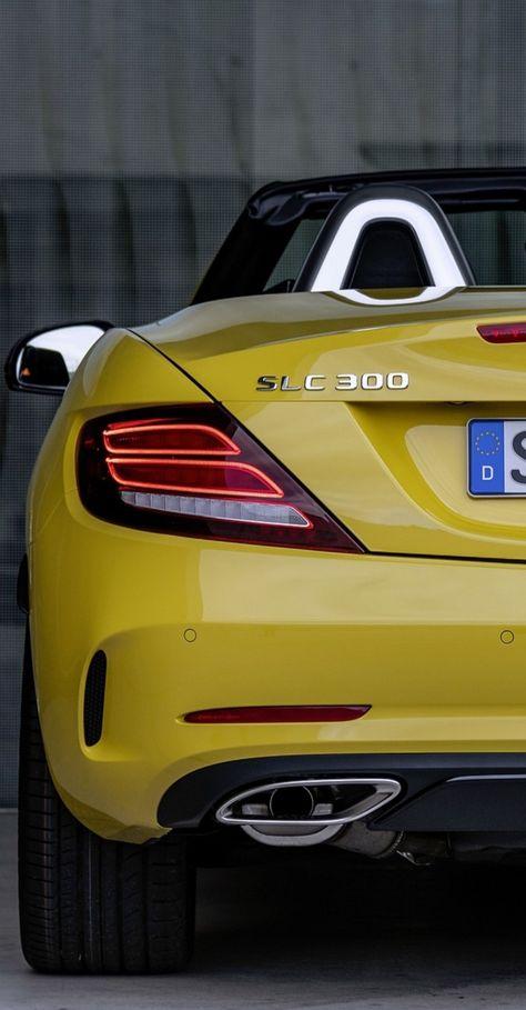 2020 Mercedes Benz Slc 300 Final Edition By Levon Dream Cars Mercedes Benz Mercedes