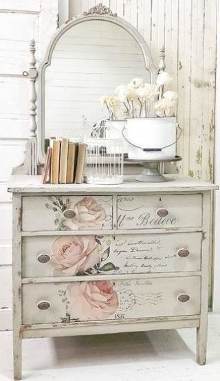 New Chic Home Decor Shabby Bathroom In 2019