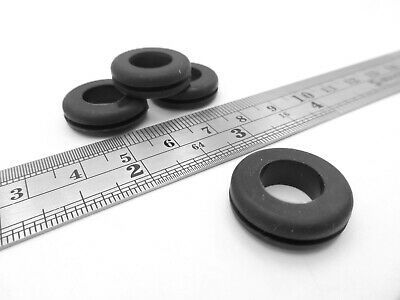 Rubber Grommets All Weather Use Fit 5 8 Panel Hole 1 16 Thick Panel 3 8 Id In 2020 Rubber Grommets Grommets Rubber