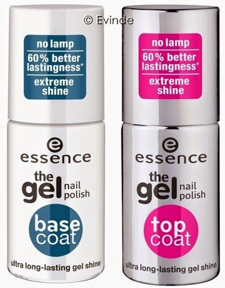 essence The Gel Nail Polish Top Coat