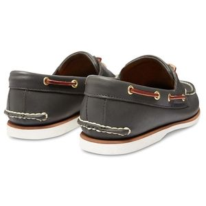 0d2251568e6 Timberland Icon Classic 2 Tone 2 Eye Boat Shoe (Men's) - Navy Smooth ...