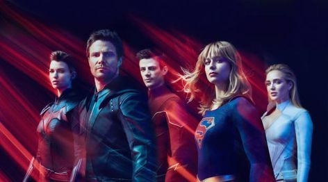CW DC Superhero 2019 Wallpaper, HD Superheroes 4K Wallpapers, Images, Photos and Background
