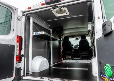 Ram Promaster Rear Cargo Hvac Systems For Heating Cooling With