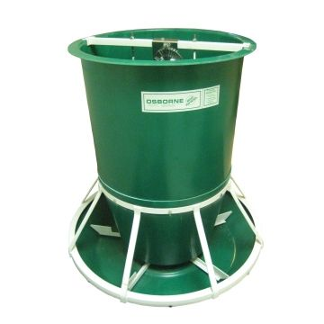Osborne Rf1 Big Wheel Finish Hog Feeder