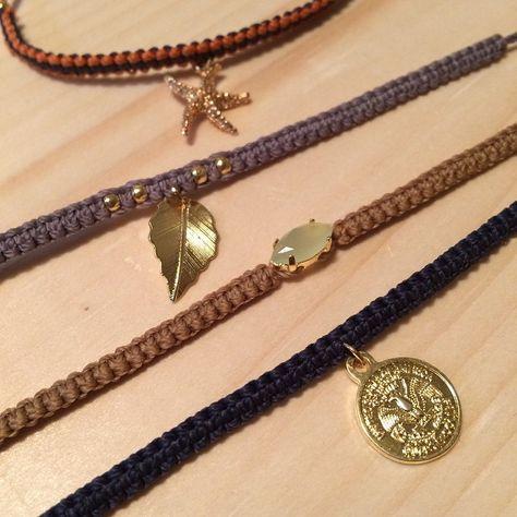 刺繍糸で簡単!インスタで話題のミサンガブレスの作り方 - Locari(ロカリ)