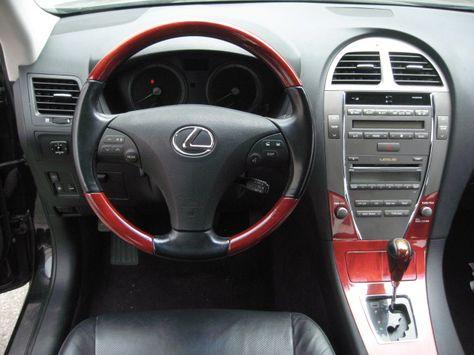 2007 Lexus Es350 Sedan Lexus Sedan Steering Wheel