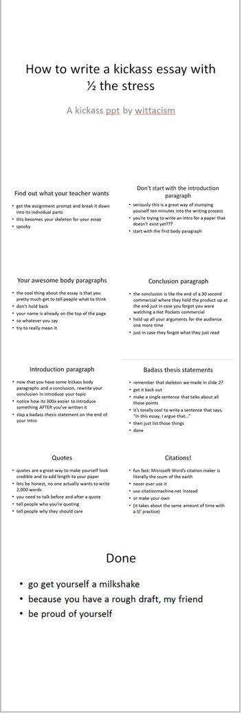 Standard Essay Format - Bing Images ESSAYS HOMESCHOOL - self assessment essay