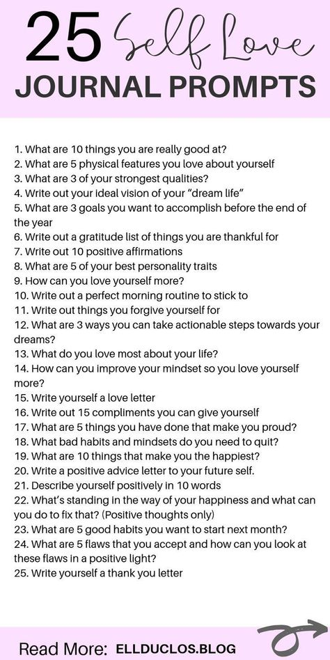 25 journal prompts for self love and confidence building! How to love yourself again through journaling. A self love journey. #selflove #journalprompts #journalingprompts #selflovejourney #selflovetips #confidenceboost #confidencetips #how to self love 25 Journal Prompts for Self-Love and Confidence Building