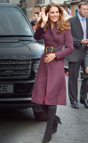 LOVE this coat. Kate Middleton has such great style.. [Kate Middleton, Catherine, Duchess of Cambridge]