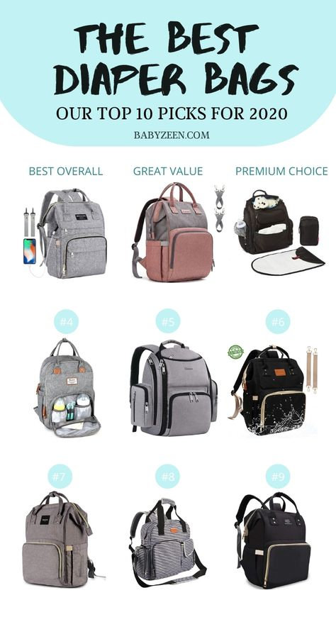 Want to find the best diaper bag backpack for your newborn or toddler? Check out the top 10 recommendations for - Diaper Bags - Ideas of Diaper Bags Diaper Bag Checklist, Diaper Bag Essentials, Newborn Essentials, Best Backpack Diaper Bag, Boy Diaper Bags, Diaper Bags For Dads, Toddler Diaper Bag, Kate Spade Diaper Bag, Diaper Babies