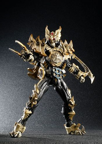 Shocker Leader (OOO) | Action Figures | Kamen rider, Kamen
