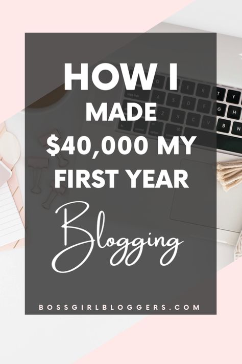 Income Report: How I Make A Full Time Income Blogging
