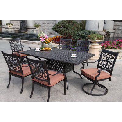37++ Sunjoy 7 piece cast aluminum patio dining set Tips