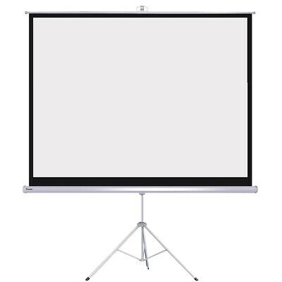 Ad Ebay Link Instahibit 120 4 3 Tripod Projector Screen Theater Office Pull Down Proje Projection Screen Fixed Projector Screen Pull Down Projector Screen