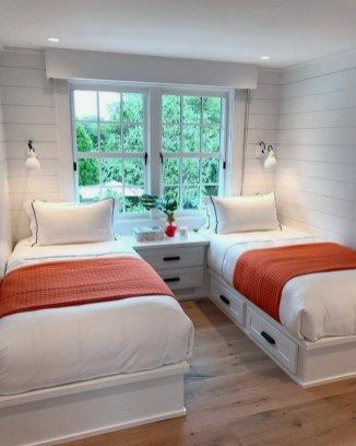 Small Bedroom Ideas For Your Home 00043 Cozy Guest Rooms Small Guest Rooms Twin Beds Guest Room