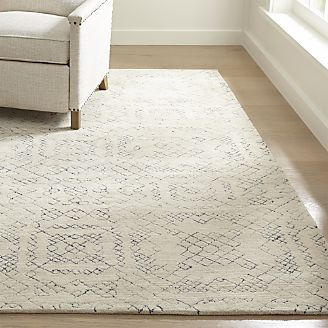 Moroccan Style Rug Neutral Rugs