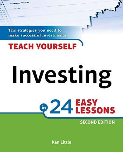 Pdf Download Teach Yourself Investing In 24 Easy Lessons 2nd