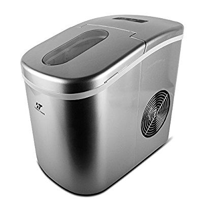 Amazon Com Yongtong Ice Maker Countertop Automatic Portable