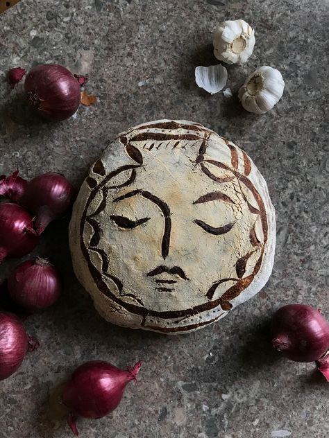 Linda Ring and the breads of happiness #bread #pan