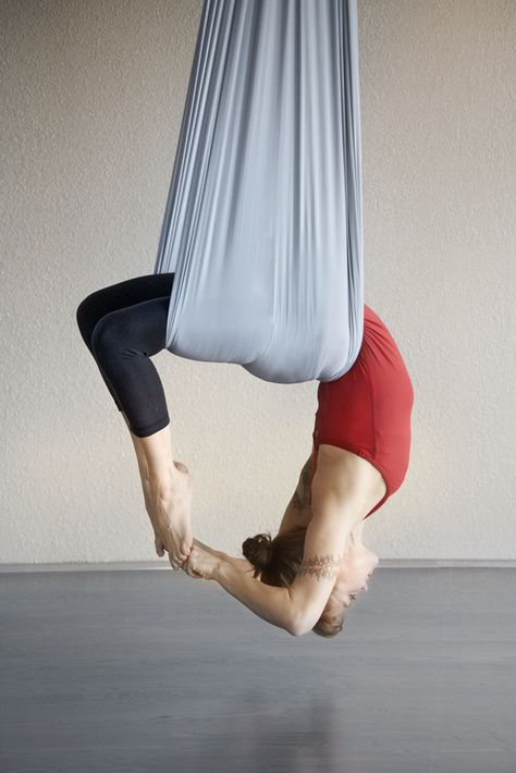 Aerial Yoga in Miraval's newly renovated yoga studio http://www.zumba-classlocator.com/