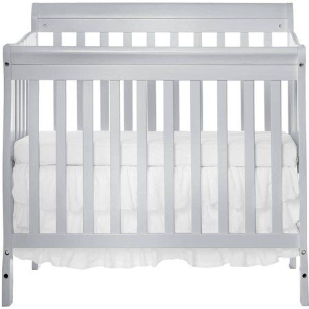 Baby With Images Mini Crib Cribs Dream On Me