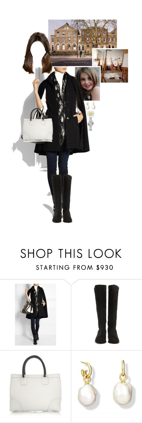"""""""Untitled #2239"""" by duchessq ❤ liked on Polyvore featuring Riley, Gucci, Isabel Marant, Alexander McQueen and Cartier"""