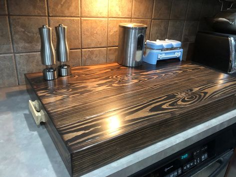 List Of Pinterest Stove Top Cover Diy Woods Pictures Pinterest