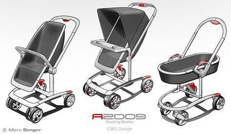 25 Best Stroller Sketch Images On Pinterest | Safety, Security