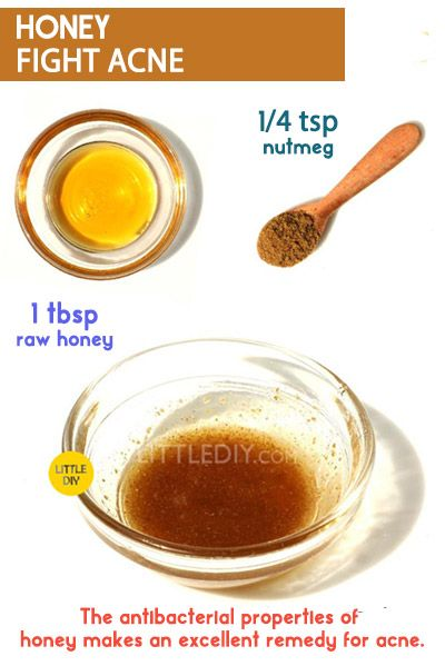 Honey Face Masks For Clear Bright And Glowing Skin Little Diy In 2020 Honey Face Mask Honey Face Detox Water For Clear Skin