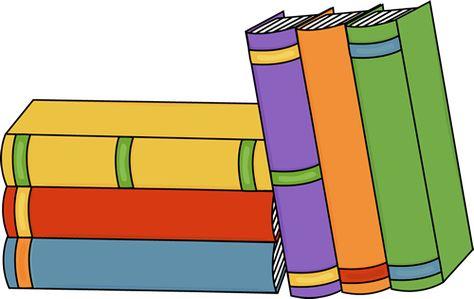 Bunch Of Books Clip Art Bunch Of Books Image Biblioteca Letteratura Libri
