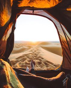 29 Of The Best Places to Pitch a Tent Across the United States