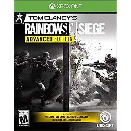 Tom Clancy S Rainbow Six Siege Advanced Edition Xbox One Tom