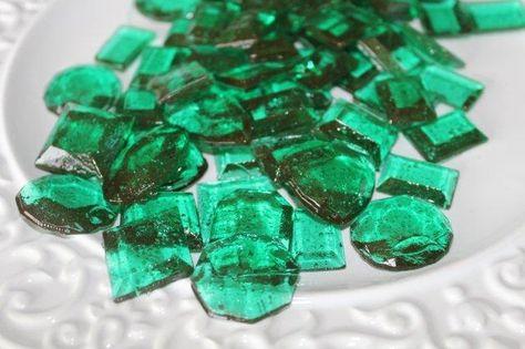 Драгоценные камни из сахара